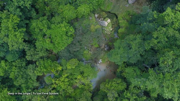 Một góc Quảng Bình được quay bằng Flycam