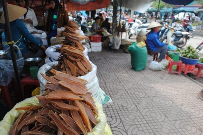 Khoai dẻo - món quà quê dân dã của Quảng Bình