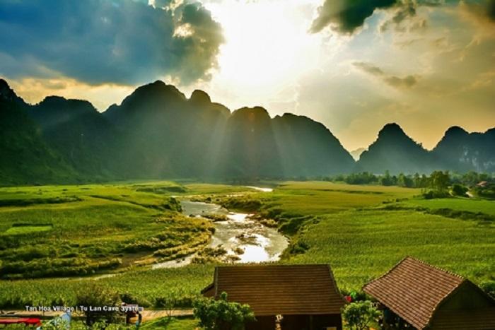 Quảng Bình được chọn làm nơi dựng cảnh quay trong phim Kong: Skull Island