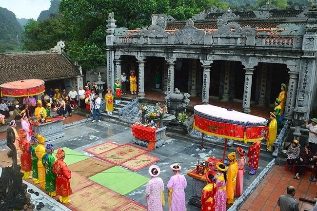 Hội đền Thái Vi