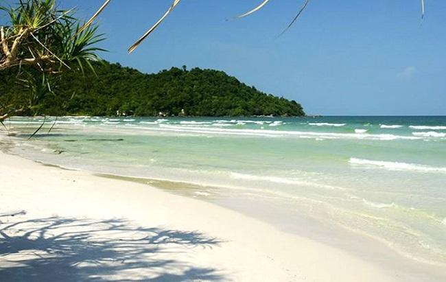 Bãi Sao, bãi biển thu hút du khách đến với Phú Quốc